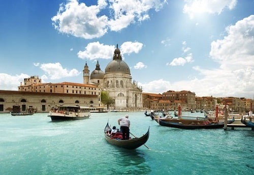 Grand Canal - Venise - Italie