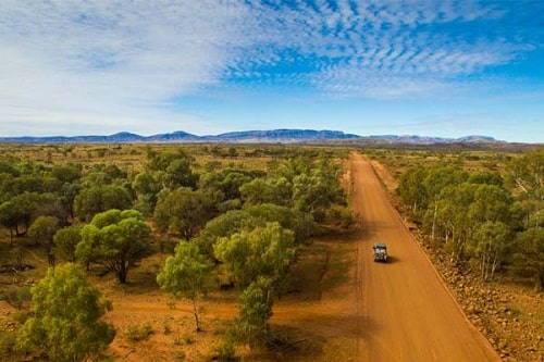 Road-trip en Australie