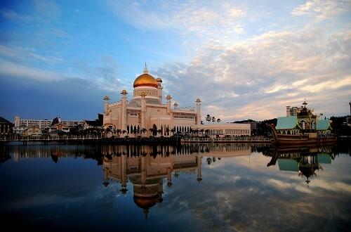 Mosquée Omar Ali Saifunddin - Bandar Seri Begawan