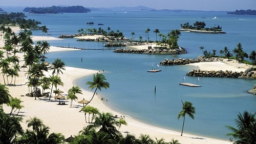 Ile de Sentosa - Singapour