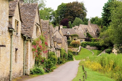 Villages Angleterre