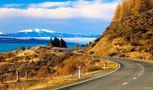 Stage en Nouvelle-Zélande