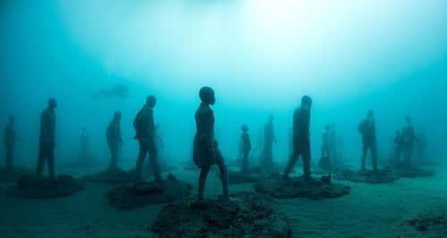 musées sous-marins