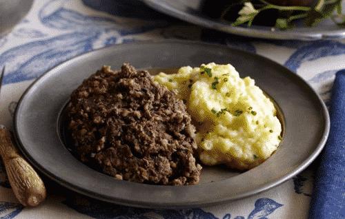 Spécialités culinaires écossaises