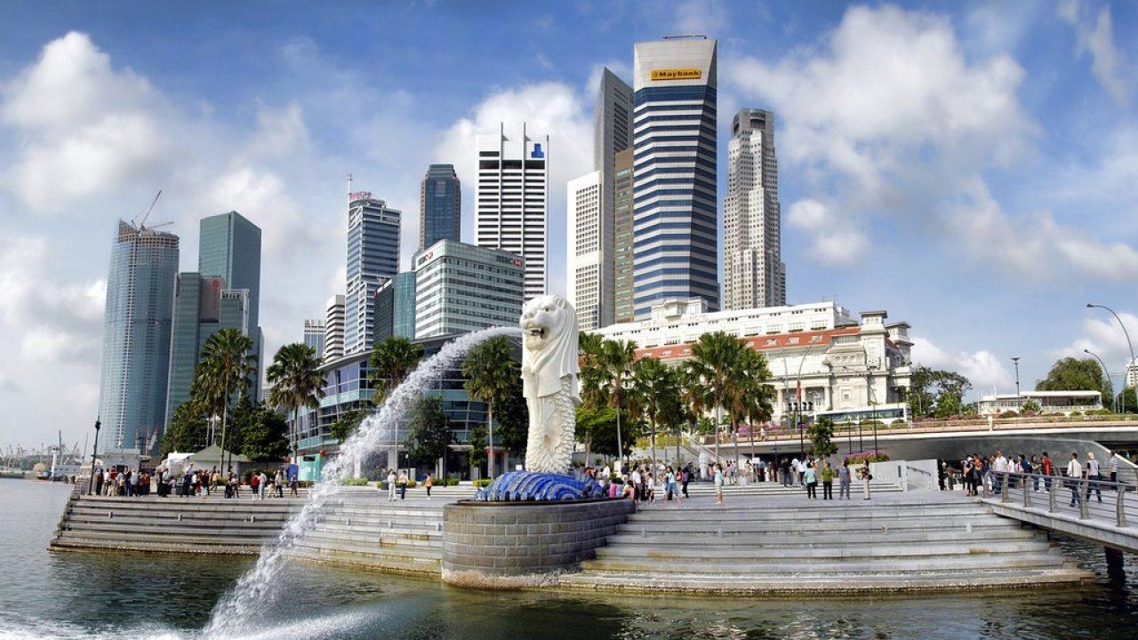 endroits où aller datant de Singapour