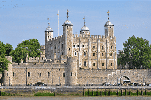 Attractions glauques Londres