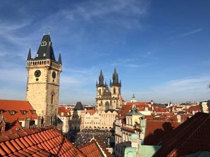 Comment partir en volontariat international à Prague ?