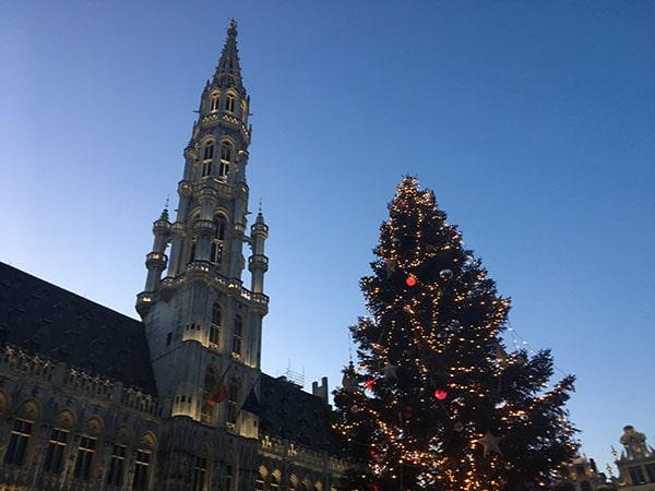Quel monument voir à Bruxelles ?