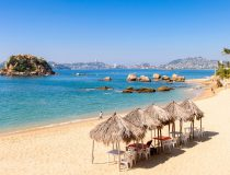 Acapulco, la destination balnéaire à découvrir pendant ton stage au Mexique !
