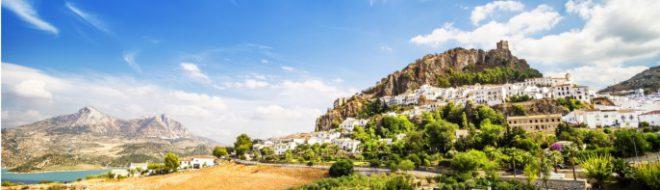 Découvre l'Andalousie durant ton stage en Espagne !