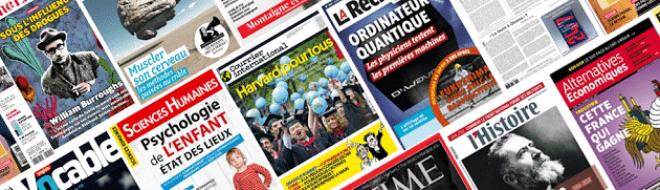 Découvrez notre partenaire Rue des étudiants : le bon plan presse !