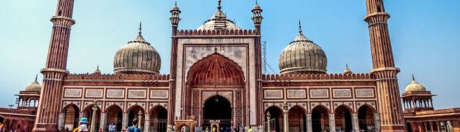Découvre Delhi pendant ton stage en Inde
