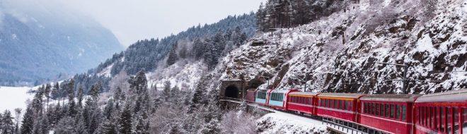 Les pass de train les plus avantageux pour visiter le monde !