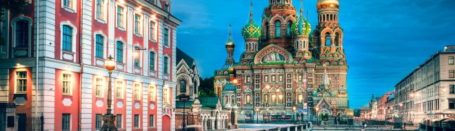 Stage à l'étranger : et si tu choisissais Saint-Pétersbourg ?