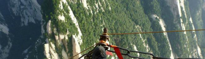 Les lieux les plus vertigineux du monde – Partie I
