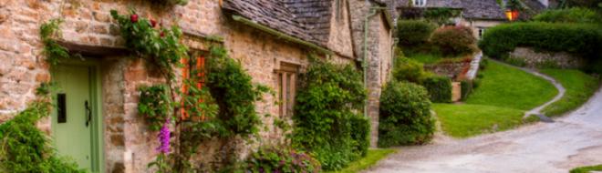 Top 5 des plus beaux villages d'Angleterre