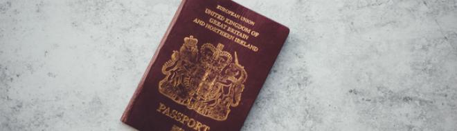 Que signifie la couleur de ton passeport ?