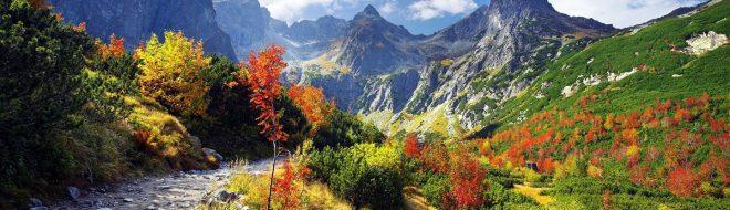 Les merveilles des Parcs Nationaux Slovaques