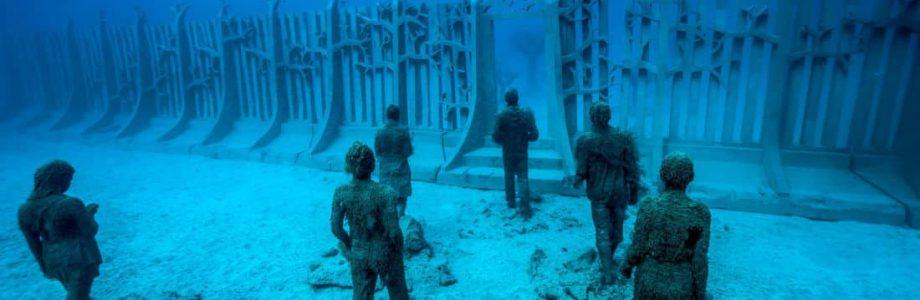 Les plus beaux musées sous-marins du monde