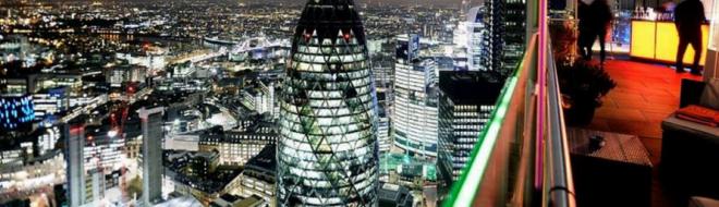 Top des meilleurs rooftops sur Londres